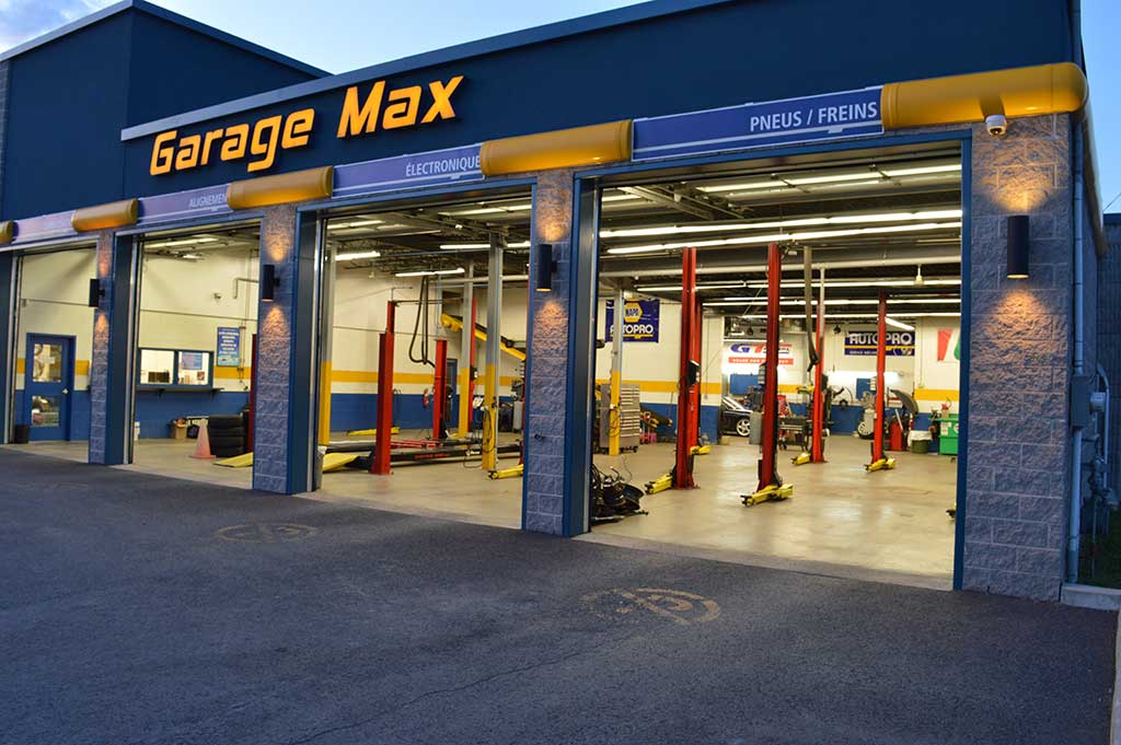 Garage max napa autopro saint hubert for Garage ad sainte foy de peyroliere