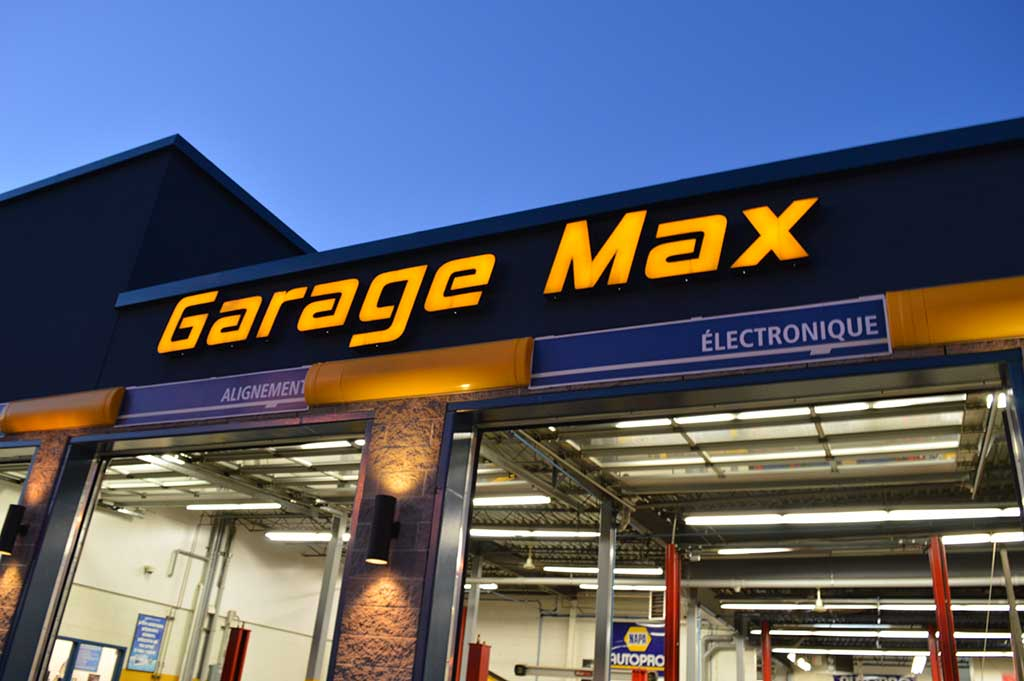 Garage max napa autopro longueuil st hubert for Max garage calais